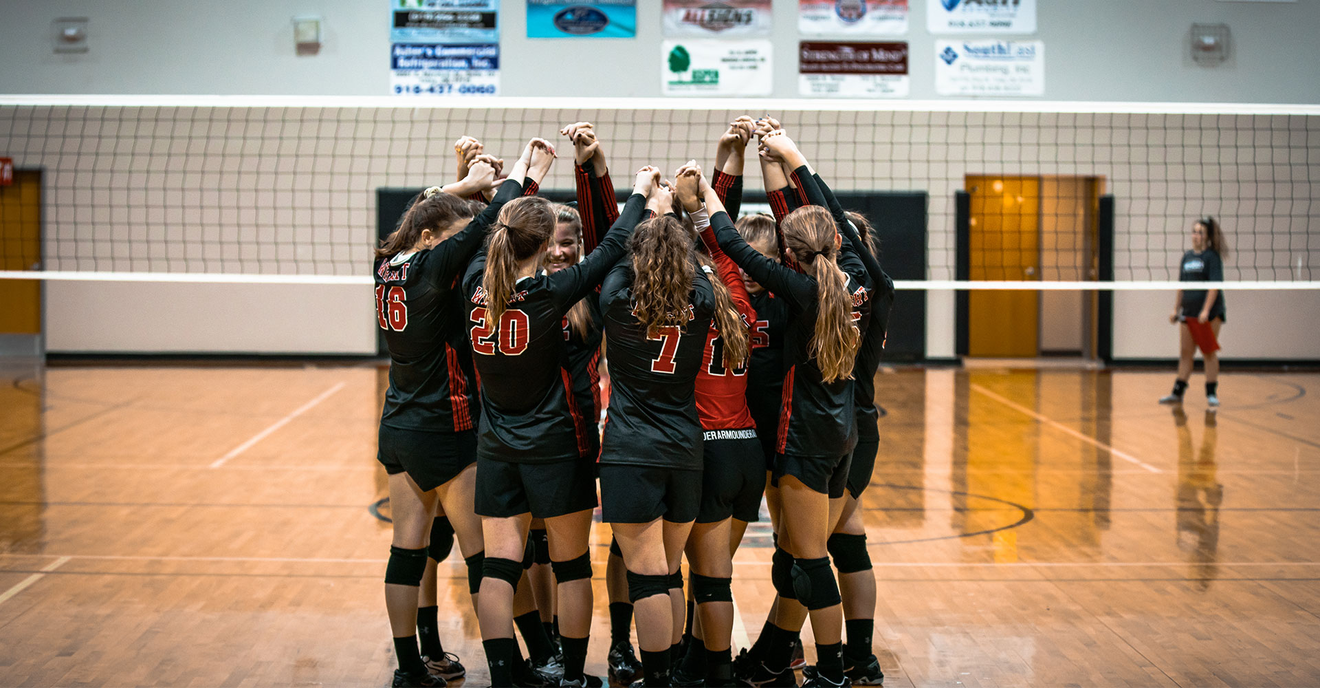 Featured Image: Women's Volleyball High School