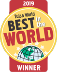 Tulsa World Best In The World 2019